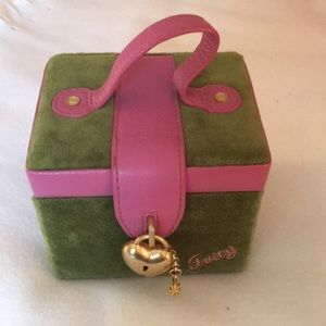 Juicy Couture jewelry box